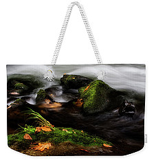 Rivers Edge Weekender Tote Bag