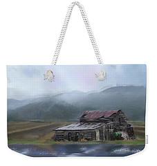 Riverside Barn Weekender Tote Bag
