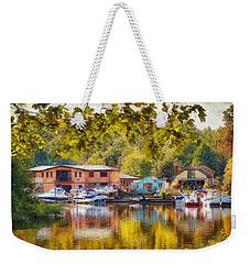 Riverview Ix Weekender Tote Bag