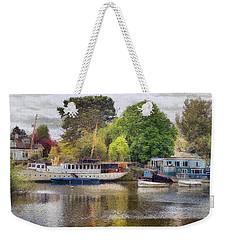 Riverview Vii Weekender Tote Bag