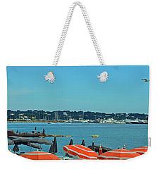 Riviera Style Weekender Tote Bag