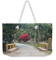 Road 1 Weekender Tote Bag