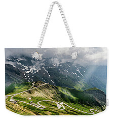 Road Austria Weekender Tote Bag