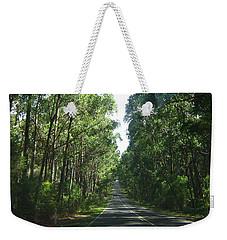 Road Weekender Tote Bag