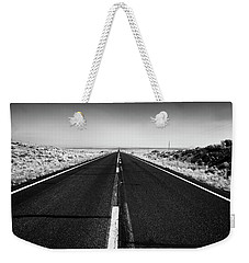 Road To Forever Weekender Tote Bag by David Cote