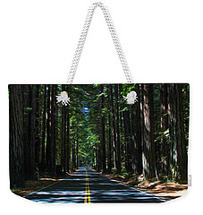Road To Mendocino Weekender Tote Bag