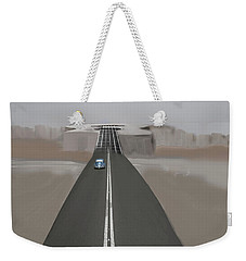 Road To Music Weekender Tote Bag