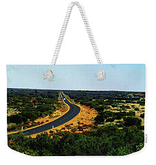 Road To Nowhere Weekender Tote Bag