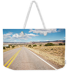 Road To San Ysidro Weekender Tote Bag