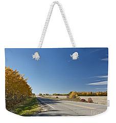 Road To Somewhere Weekender Tote Bag