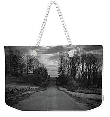 Road To Success Weekender Tote Bag by Stefanie Silva