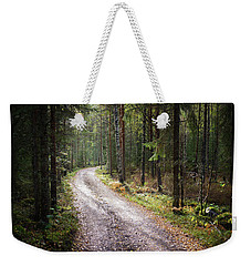 Road To The Light Weekender Tote Bag