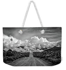 Road To The Sky Weekender Tote Bag
