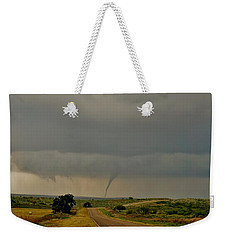 Road To The Twister Weekender Tote Bag