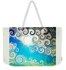 Road To Whimsy Weekender Tote Bag