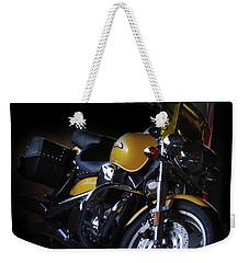 Road Warrior Weekender Tote Bag