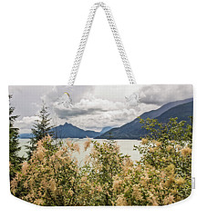 Road With A View Weekender Tote Bag