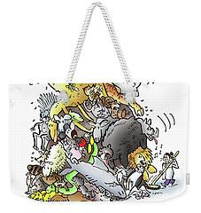 Roadkill Weekender Tote Bag