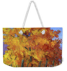Roadside Attraction Weekender Tote Bag