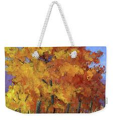 Roadside Attraction Weekender Tote Bag