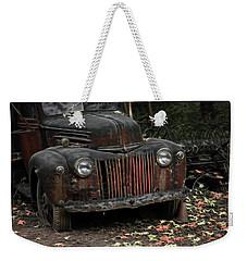 Roadside Jewel Weekender Tote Bag
