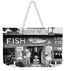 Roadside Stand Near Birmingham, Alabama Weekender Tote Bag by Walker Evans