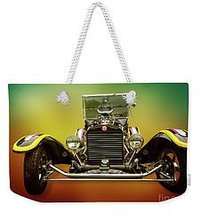 Roadster Weekender Tote Bag