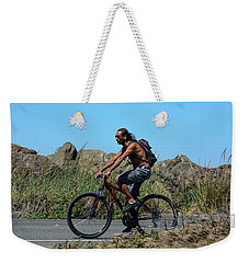 Weekender Tote Bag featuring the photograph Roaming America by Tikvah's Hope