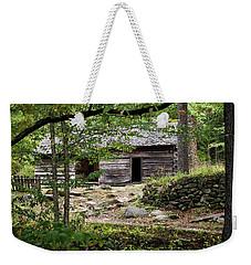 Roaring Fork Bales Cabin Weekender Tote Bag