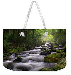 Great Smoky Mountains Roaring Fork Gatlinburg Tennessee Weekender Tote Bag