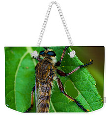 Robber Fly 1 Weekender Tote Bag