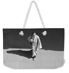 Robe Light Weekender Tote Bag