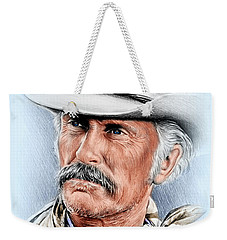Robert Duvall As Gus Mccrae Weekender Tote Bag