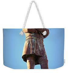 Robert E Lee Statue Weekender Tote Bag by Beth Vincent