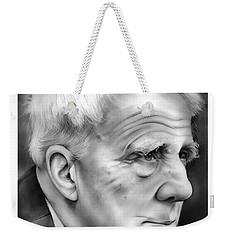 Robert Frost Weekender Tote Bag