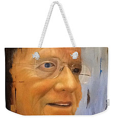 Robert Monk Self Portrait Weekender Tote Bag