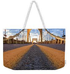 Roberto Clemente  Weekender Tote Bag