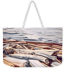 Roberts Creek, Sunshine Coast, B.c. Weekender Tote Bag
