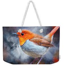 Robin I Weekender Tote Bag