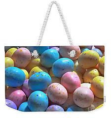 Robins Eggs Weekender Tote Bag