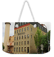 Rochester, New York - Smokestack 2005 Weekender Tote Bag by Frank Romeo
