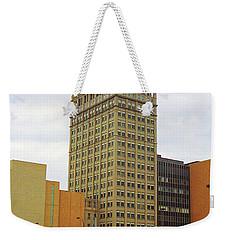 Rochester, Ny - Kodak Building 2005 Weekender Tote Bag by Frank Romeo