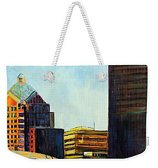 Rochester New York Late Winter Weekender Tote Bag
