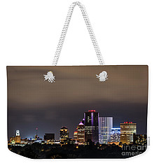 Rochester, Ny Lit Weekender Tote Bag