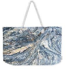 Rock Abstract Weekender Tote Bag