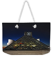 Rock And Roll Hall Of Fame - Cleveland Ohio - 5 Weekender Tote Bag