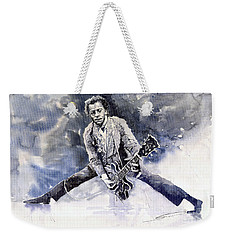 Rock And Roll Music Chuk Berry Weekender Tote Bag