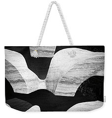 Rock And Shadow Weekender Tote Bag