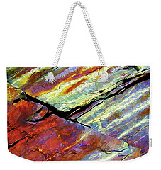 Rock Art 16 Weekender Tote Bag
