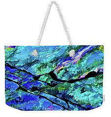 Rock Art 18 Weekender Tote Bag